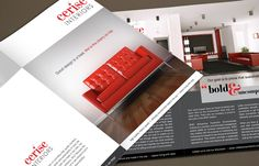 Introduce Interior Design Services through Brochure - http://ebarah.com/introduce-interior-design-services-through-brochure/