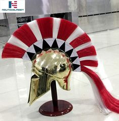 Worlds Largest Collection for Armoury,helmets,Nautical,Fantasy & Gifts. Helmet Armor, Knights Helmet, Medieval Helmets, Medieval Weapons, Knight Halloween Costume, Medieval Knight Armor, Gladiator Armor, Roman Armor, Corinthian Helmet