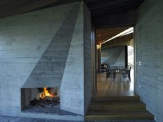 Te Kaitaka House Has a Sculptural Shape Inspired by the Alpine Landscape 8