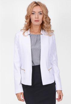 Sacou dama Adelaide Blazer, Model, Jackets, Fashion, Down Jackets, Moda, Fashion Styles, Blazers