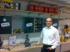 Visiting Happylab - Vienna Fab Lab