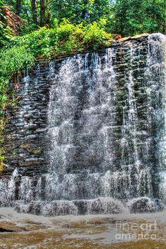 Vickery Creek Falls - Roswell, GA