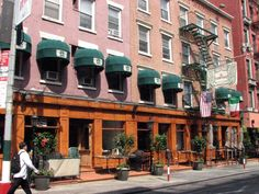 New York Little Italy: Il Cortile