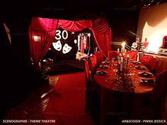 scénographie thème theatre - Ard3sign - jessica pinna