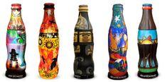 Aboriginal Coke Bottles (Olympic Games Vancouver)