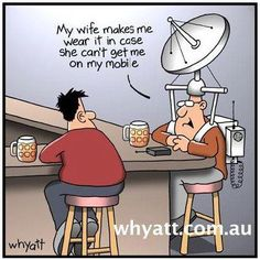 wife gps....I can come up with some so microscopic he'd never know! ;) LoL