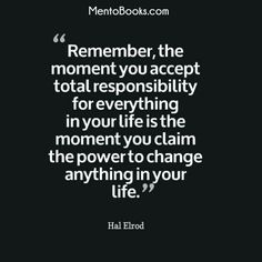 Great quote from the book The Miracle Morning by Hal Elrod! For the best self improvement books go visit Great Quotes, Quotes To Live By, Me Quotes, Motivational Quotes, Inspirational Quotes, Best Self Quotes, Qoutes, Best Quotes From Books, The Words