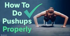 Pushups are simple, effective and inexpensive total body exercises; however, small mistakes may increase your risk of injury, sidelining you for weeks. http://fitness.mercola.com/sites/fitness/archive/2017/04/21/proper-pushup-form.aspx?utm_source=dnl&utm_medium=email&utm_content=art2&utm_campaign=20170421Z2&et_cid=DM140666&et_rid=1976402519