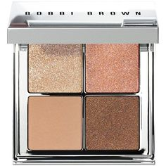 Bobbi Brown 'Nude Glow' Eyeshadow Palette found on Polyvore