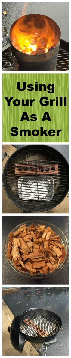 don't need a dedicated Smoker to create great BBQ. All you need is your charcoal grill. Here, I will set up a Weber Grill for Smoking Grilling Tips, Grilling Recipes, All You Need Is, Foodtrucks Ideas, Charcoal Smoker, Best Charcoal, Smoke Grill, Grill Time, Weber Grill