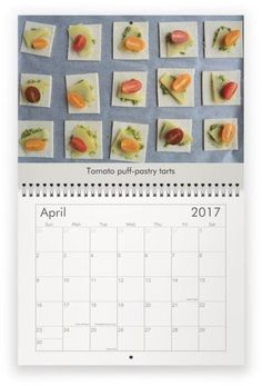 Our annual Munch Food Calendar is here. Get your 2018 Munch Food Calendar now. Our calendar thi Food Calendar, Calendar 2017, Cool Kitchens, Lunch Box, Beautiful, Products, Calendar For 2017, Beauty Products