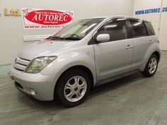 Japanese vehicles to the world: 2004 Toyota IST 1.5S L Edition for Tanzania to Dar...