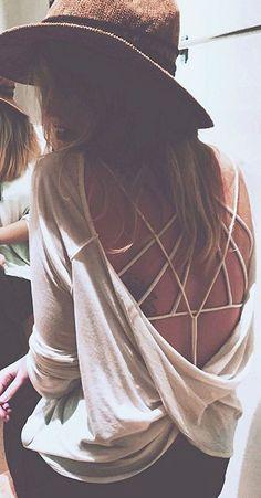 summer fashion strappy back