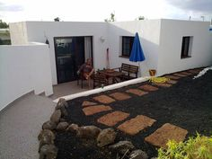 Bungalow Luzon for rent in Famara  (www.lanzaroteapartments.org)