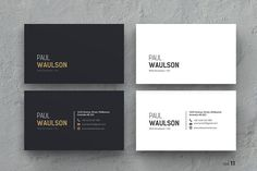 Business Card by ThemeDevisers on @creativemarket