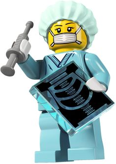 Surgeon femAle legos