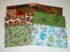 Lot of 6 Check Book Covers Great Gift by memoriesmaidbyaggie, $5.00  https://www.etsy.com/listing/172606486/lot-of-6-check-book-covers-great-gift?ref=sr_gallery_17&ga_order=date_desc&ga_view_type=gallery&ga_page=10&ga_search_type=all
