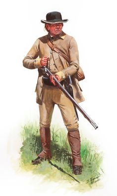 18th Continental a Infantry, 1776