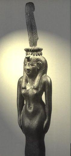 Standing Maat Statue