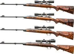 Many sportsmen will have at least one bolt action rifle in their battery – a classic type that has remained largely unchanged for more than a century. At Westley Richards we believe that a bolt action rifle bearing our name must be as elegant as it is strong, reliable and accurate.