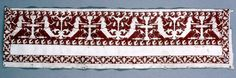 Embroidered band,17th c.