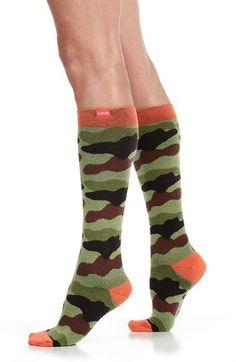 Unisex Half USA Half Japan Flag Knee High Compression Thigh High Socks Soft Socks