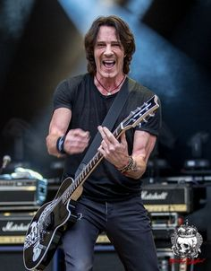 Rick Springfield (HiRock Festival in Germany)