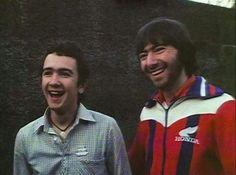 Joey and robert dunlop
