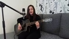 Iulia H | Hinder - Lips Of An Angel | acoustic cover