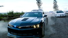 Exclusive Hawaii Five-0 First Look: See Danny's Hot New Ride! - Today's News: Our Take   TVGuide.com