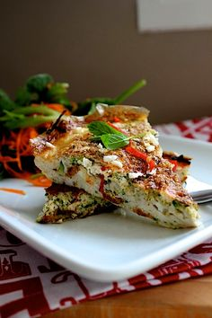 Jamie's Spring Frittata | Better with Cake