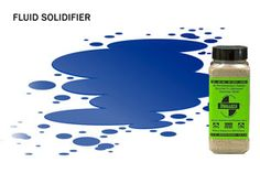 Super spill absorbent granules absorb, solidify & deodorize all aqueous fluids, spills & leaks. MoistureSorb™ Fluid Solidifier & Deodorizer Granules are great for emergency spill response, spill cleanup & spill kits. Encapsulates several hundred times it's own weight in fluids. Excellent fluid retention under pressure.