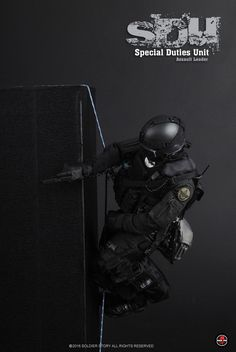 """Soldier Story 1/6 scale """" SPECIAL DUTIES UNIT (Assault Leader)"""