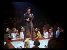 Elvis Presley @ NBC Studio's 1968-06-Jail House Rock [HQ] soulrebel2008 - YouTube