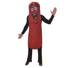 Frank Sausage Sausage Party Costume