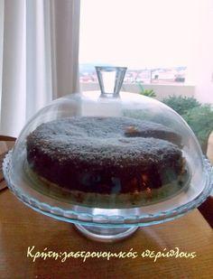 Σιροπιαστό κέικ καρύδας χωρίς αυγά και βούτυρο - cretangastronomy.gr Sweet Recipes, Cake Recipes, Dessert Recipes, Syrup Cake, Greek Desserts, Cooking Cake, Angel Cake, Fruit Tart, Coffee Cake