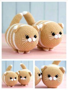 Crochet Animal Amigurumi, Crochet Baby Toys, Crochet Amigurumi Free Patterns, Crochet Animal Patterns, Crochet Bunny, Cute Crochet, Crochet Crafts, Crochet Projects, Crochet Rabbit Free Pattern