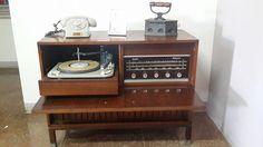 Radiola Margarida Antiga Válvula