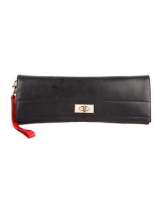 Givenchy Shark Tooth Clutch