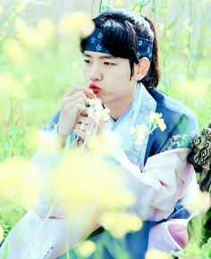 Images and videos of exo K Pop, Chanyeol Baekhyun, Park Chanyeol, Asian Actors, Korean Actors, Baekhyun Scarlet Heart, Baekhyun Moon Lovers, Moon Lovers Drama, Idol 3
