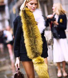 @Who What Wear - Street Style                 Adam Katz Sinding de Le 21ème