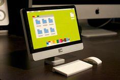 Chris McVeigh LEGO iMac   iLounge + Mac
