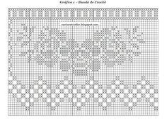 Carine Strieder e seus Crochês: Cortinas