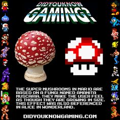 If you love gaming (and I know you do!) then you will love these ridiculously awesome video game history facts from did you know gaming (and other gaming history resources!). Take a stroll down memory lane with us today and get all nostalgic! Get your learn on, geek out, and have fun!