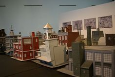 Seth Dominion Models - Seth (cartoonist) - Wikipedia, the free encyclopedia Life Is Good, Architecture, Boxes, Miniatures, Comic, Sculpture, Places, Room, Free