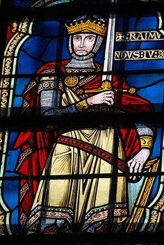 Raymond IV of Toulouse...The First Crusade....The oldest and the richest of the crusaders, Raymond left Toulouse at the end of October 1096, with a large company that included his wife Elvira, his infant son (who would die on the journey).......read all about Raymond click here>>> http://en.wikipedia.org/wiki/Raymond_IV_of_Toulouse