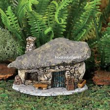 Miniature Micro Rock Top Troll House GO 17446 Fairy Garden Dollhouse Terrarium