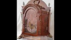 Just listed on eBay with Free Post this Huge Rare 13.8'' Warmink Dutch 3 Melody Burl Wood Bracket Clock & Moon Phase http://cgi.ebay.co.uk/ws/eBayISAPI.dll?ViewItem&item=390896059592