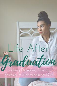 Life After Graduation | Life After Graduation College Students | Post Grad | Post Grad Life | Post Grad Advice | Career Change | Career Advice