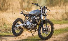 Honda Xl 500 R Cafe Racer - Gallery Image Iransafebox